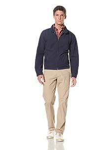 Benson Men's Woven Jacket (Navy)
