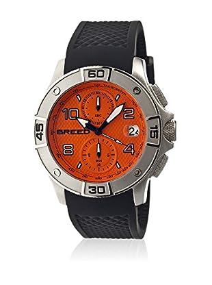 Breed Reloj con movimiento cuarzo japonés Brd5807 Negro 42  mm