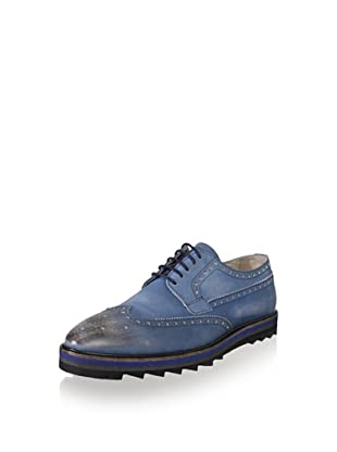 Rogue Men's Rodman Nabuck Wingtip Oxford (Ocean)
