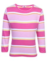 SAPS - Full Sleeves Stripes Top