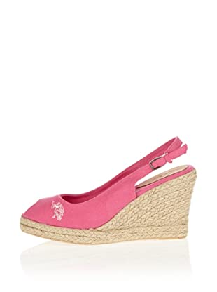 US Polo Assn Wedges Elena (Pink)