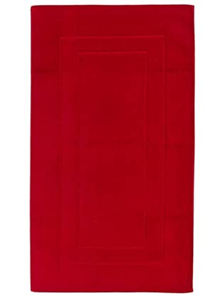 VOSSEN Tappeto Bagno 50x80 Atlanta (rubino)