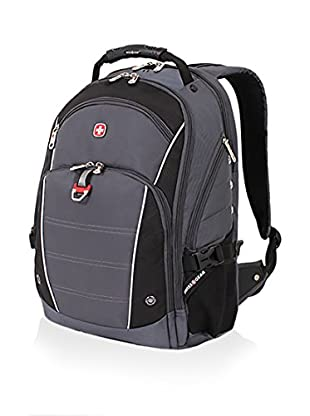 SwissGear Laptop Computer Backpack, Grey