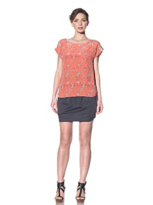 French Connection Women's Phoenix Silk Top