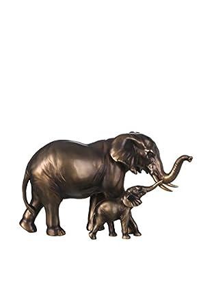 Concept Luxury Dekoartikel Elephant bronze