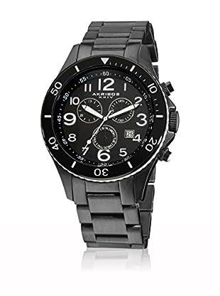Akribos XXIV Reloj con movimiento cuarzo suizo Man AK616WT 47 mm