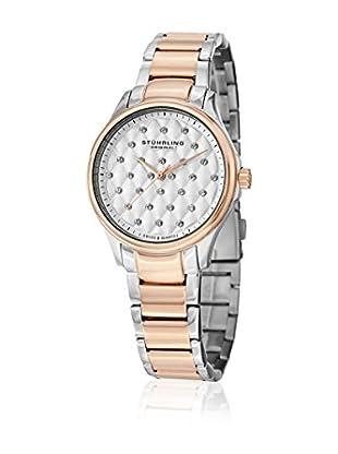 Stührling Original Uhr mit schweizer Quarzuhrwerk Woman Culcita 567.03 Silver