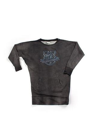 Diesel Junior Kleid (Anthrazit)