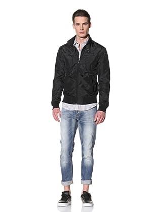 Antony Morato Men's Solid Lightweight Jacket