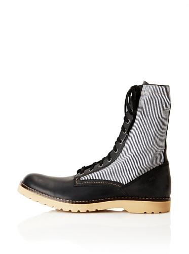 Wolverine No. 1883 Men's Seger Boot (Black)