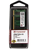 Transcend 2 GB DDR2- 667 MHZ RAM, Memory Module for Laptop