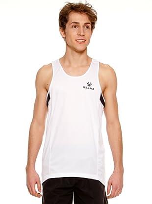Kelme Camiseta Atletismo Lider (Blanco)