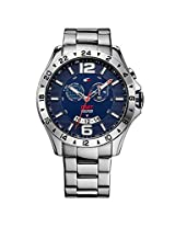 Tommy Hilfiger Chronograph Blue Dial Men's Watch - TH1790975J