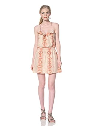 Parker Women's Cami Dress (Coral Python)