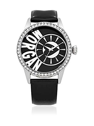 Morgan de Toi Orologio al Quarzo Woman Nero 40 mm