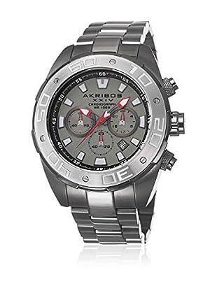 Akribos XXIV Reloj de cuarzo Man AK656GN 49 mm