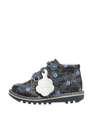Airborne Footwear Ltd. Zapatillas Luisiana (Azul / Multicolor)