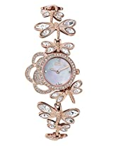 Titan Raga Analog Mother of Pearl Dial Women's Watch- 95011WM02J