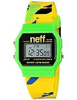 Neff Flava Xl Men s Luxury Watch - Wild / One Size Fits All