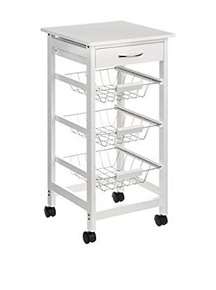 Premier Housewares Küchenwagen