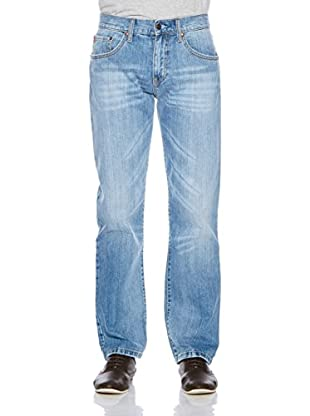 Big Star Pantalón Vaquero Colt (Azul Claro)