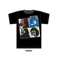 Let It Be-Collector's Crate  ( ブラック Tシャツ付スペシャル・エディション )