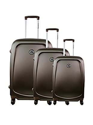 ZIFEL Set 3 Trolley Rigido 005-W