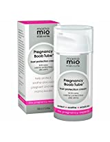 mama mio Pregnancy Boob Tube Bust Protection Cream 3.4 fl oz (101 ml)