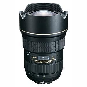 【クリックで詳細表示】Tokina 超広角ズームレンズ AT-X 16-28 PRO FX 16-28mm F2.8 (IF) ASPHERICAL ニコン用 フルサイズ対応