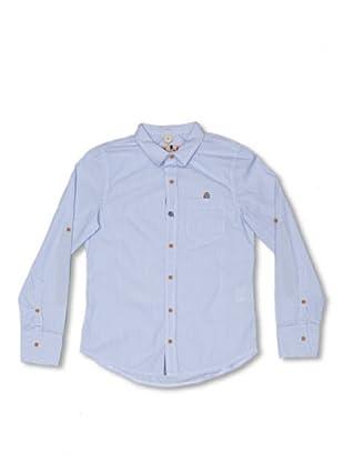 CKS Kids BOYS Camisa Pyrite (Azul Océano)