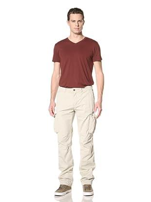 Scotch & Soda Men's Cobain Basic Cargo Pants (Sand)