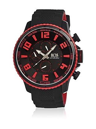Mos Reloj con movimiento cuarzo japonés Mosbc103 Negro 48  mm