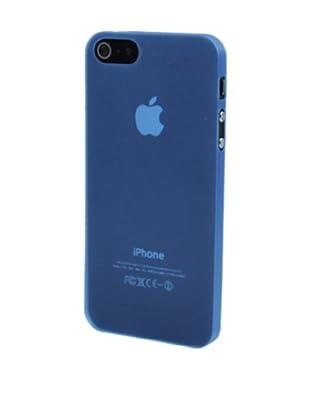 Unotec Funda Antigolpes Tpu Slim Para iPhone 5/5S Azul