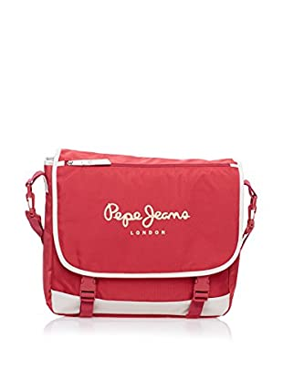 Pepe Jeans Bolsa messenger Oxford Rojo