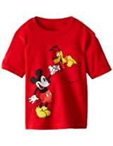 Disney Mickey Mouse Boys' T-Shirt