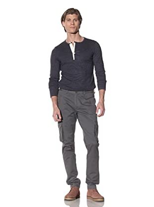 Shades of Grey by Micah Cohen Men's Cargo Pant (Grey)