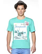 DUSG Travel Journals Mens Organic T-Shirt DUSG 156