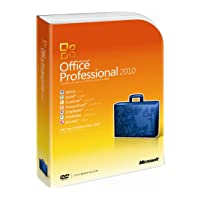 Microsoft Office Professional 2010(通常版)