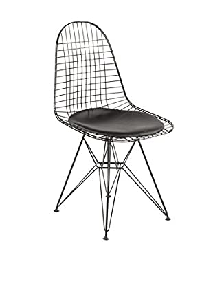 Control Brand The Anders Side Chair, Black
