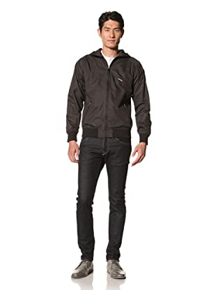Two Thirds Men's Mundaka Jacket (Black)