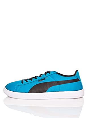Puma Zapatillas Archive Lite Low BRTS (Azul Mar / Negro / Blanco)