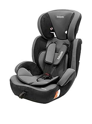Babyauto Kinderautositz Konar Gruppe 1-2-3 grau