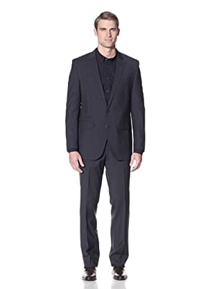 Ike by Ike Behar Men's Merida Suit (Navy Stripe)