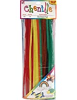 6mm Chenille Stems - 100PK/Multi