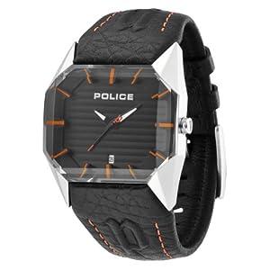 Police Analog Black Dial Men's Watch - PL12176JS/02C
