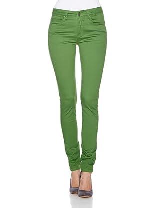 Selected Pantalón Annie (Verde)