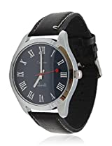 Calvino Men's Blue Dial Watch CLAS-151439_blk D.blue RMN