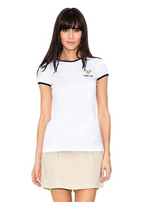 Padel Lobb Camiseta Class (Blanco)