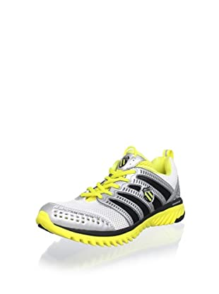 K-SWISS Men's Blade-Light Running Shoe (Blazing Yellow/Silver/White)
