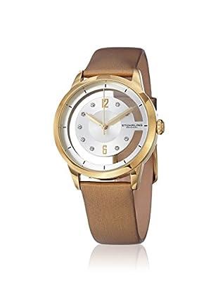 Stührling Women's 946L.03 Winchester 946L Gold/Silver Stainless Steel Watch